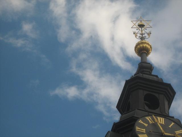 Dzielnica żydowska w Pradze
